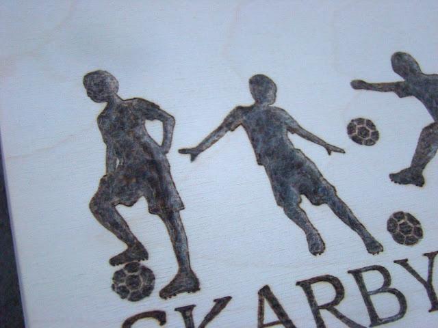 personalizowany prezent dla piłkarza