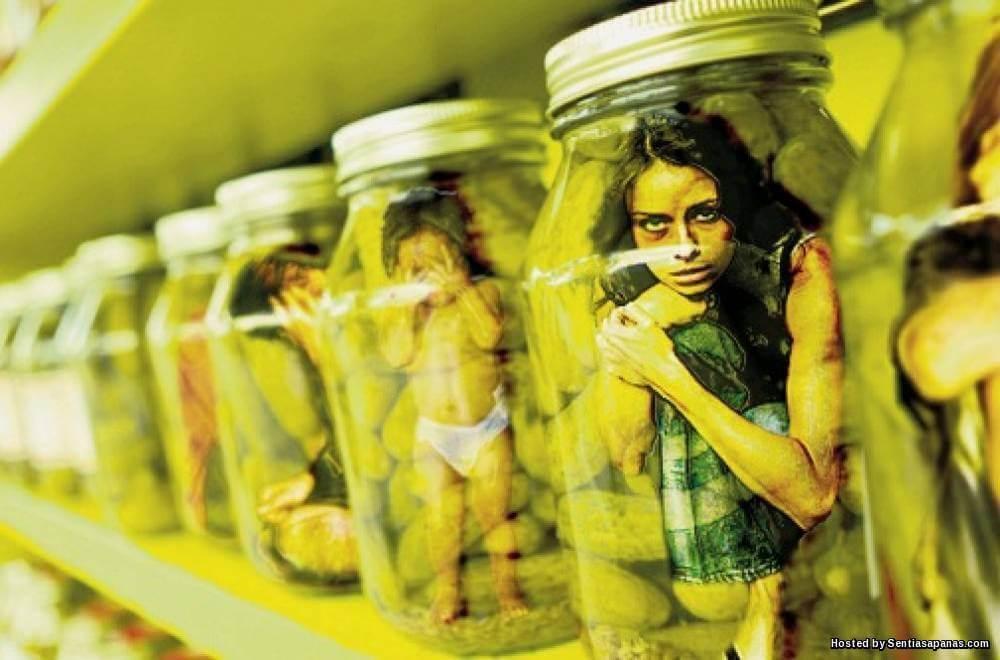 Apa Sebenarnya Pemerdagangan Manusia?