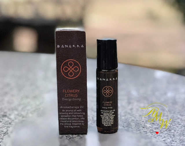 a photo of Danarra Aromatherapy Oils review by Nikki Tiu of www.askmewhats.com