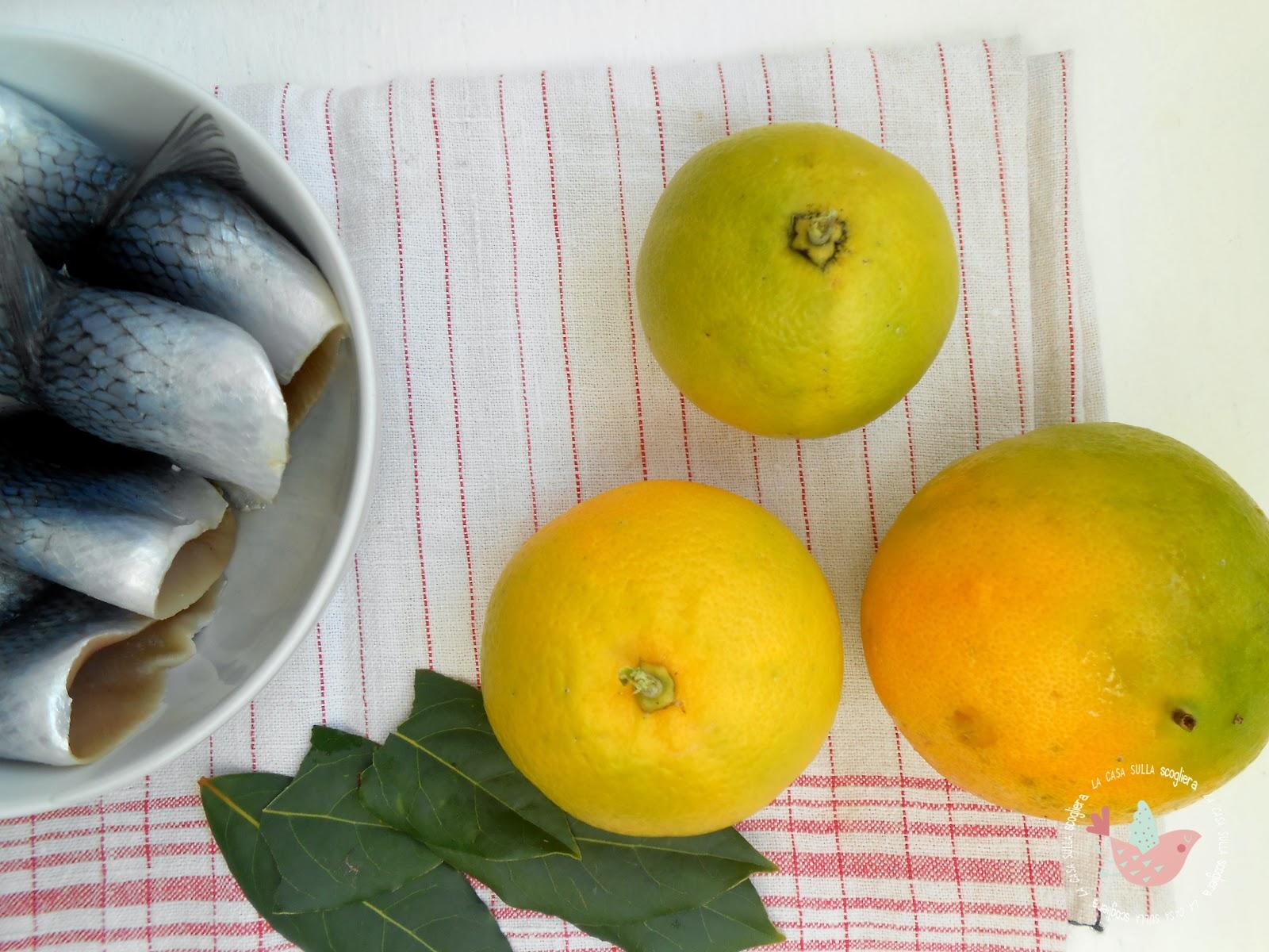 una ricetta antica ed un pesce nordico oggi su www.lacasasullascogliera.net
