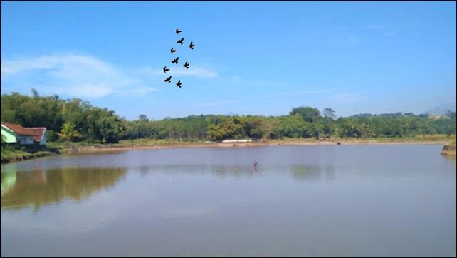 Obyek Wisata Situ Sarkanjut , Leuwigoong, Garut.