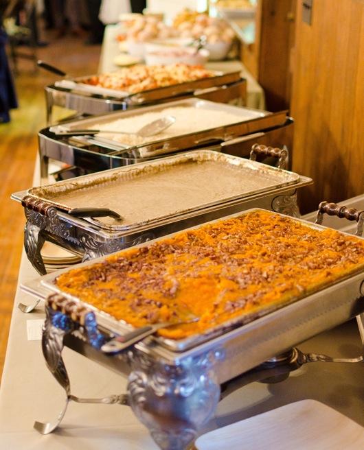 Homemade Wedding Reception Food: Vegetalion: Homemade Vegan Wedding Food
