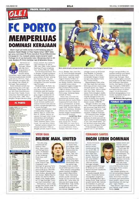 FC PORTO MEMPERLUAS DOMINASI KERAJAAN