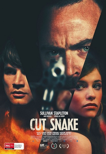 Cut Snake 2015 English HDRip XViD 500mb