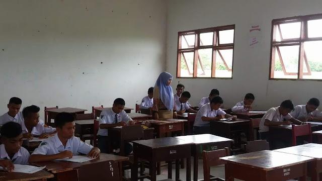 Keterbatasan RKB Tak Halangi Pelaksanaan Semester di SMKN 1 Bua