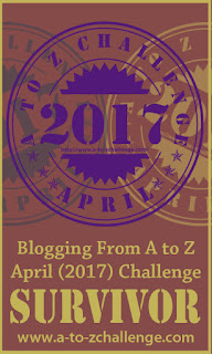 April is for A-Z