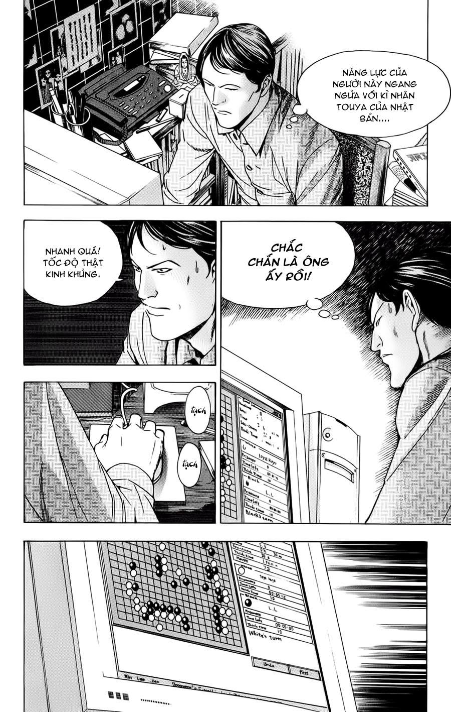 Hikaru No Go hikaru no go chap 110 trang 7