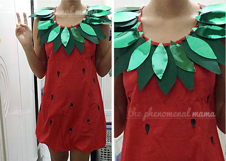 Phenomenal Tip How to DIY A Strawberry Costume... On A Budget! & The Phenomenal Mama: Phenomenal Tip: How to DIY A Strawberry ...