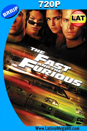 Rapido y Furioso (2001) HD 720p Latino ()