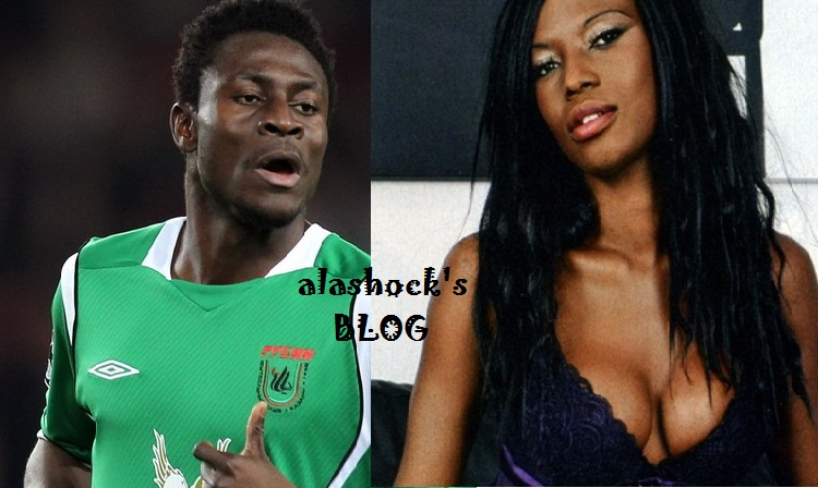 LEAKED PHOTOS: Obafemi Martins Romances Mario Balotelli's ...