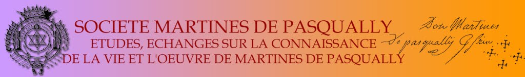 SOCIETE MARTINES DE PASQUALLY