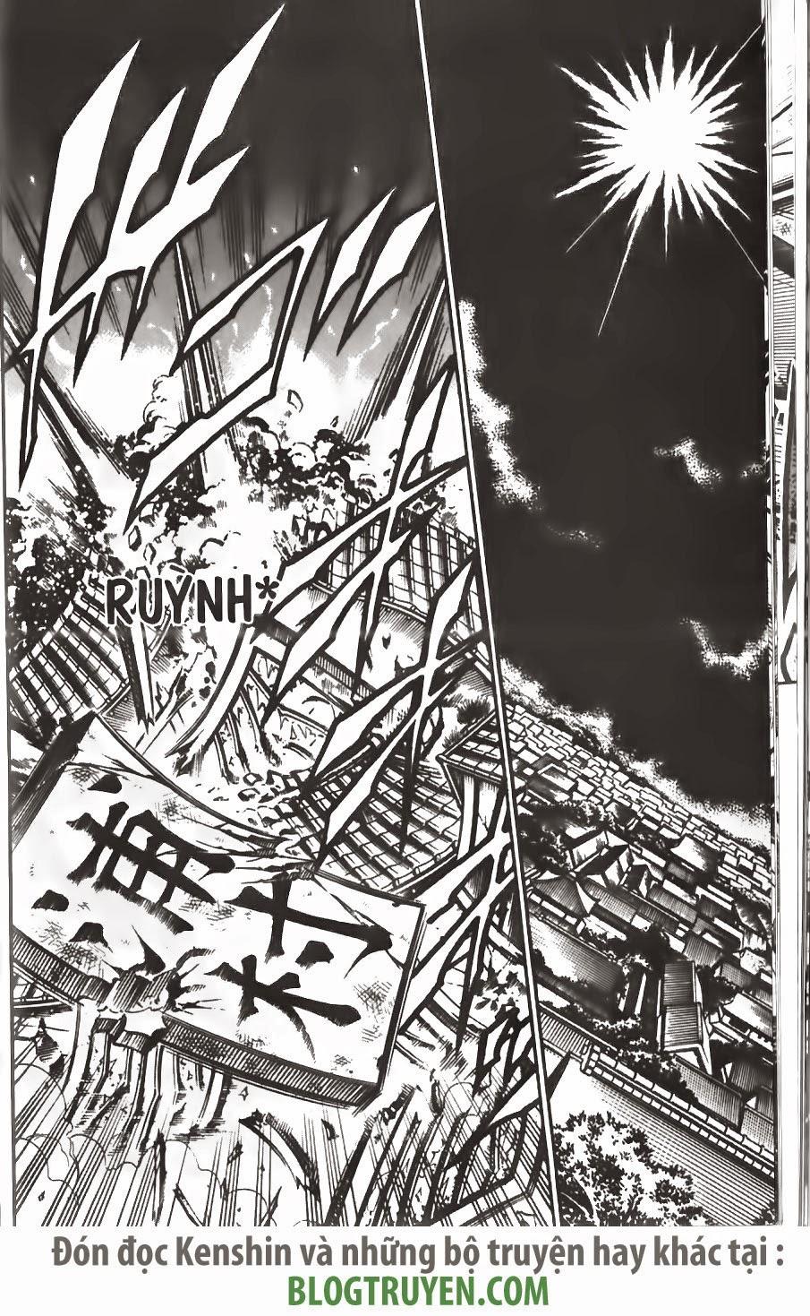 Rurouni Kenshin chap 161 trang 17