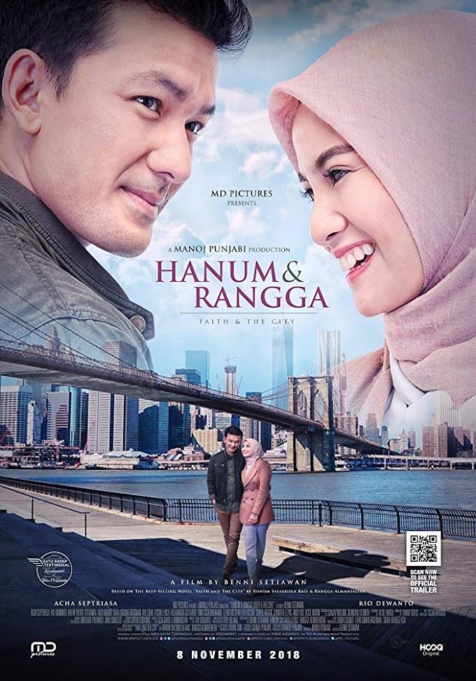 Review Filem Hanum & Rangga: Faith In The City