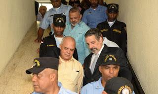 Envían a prisión a 7 imputados caso Los Tres Brazos