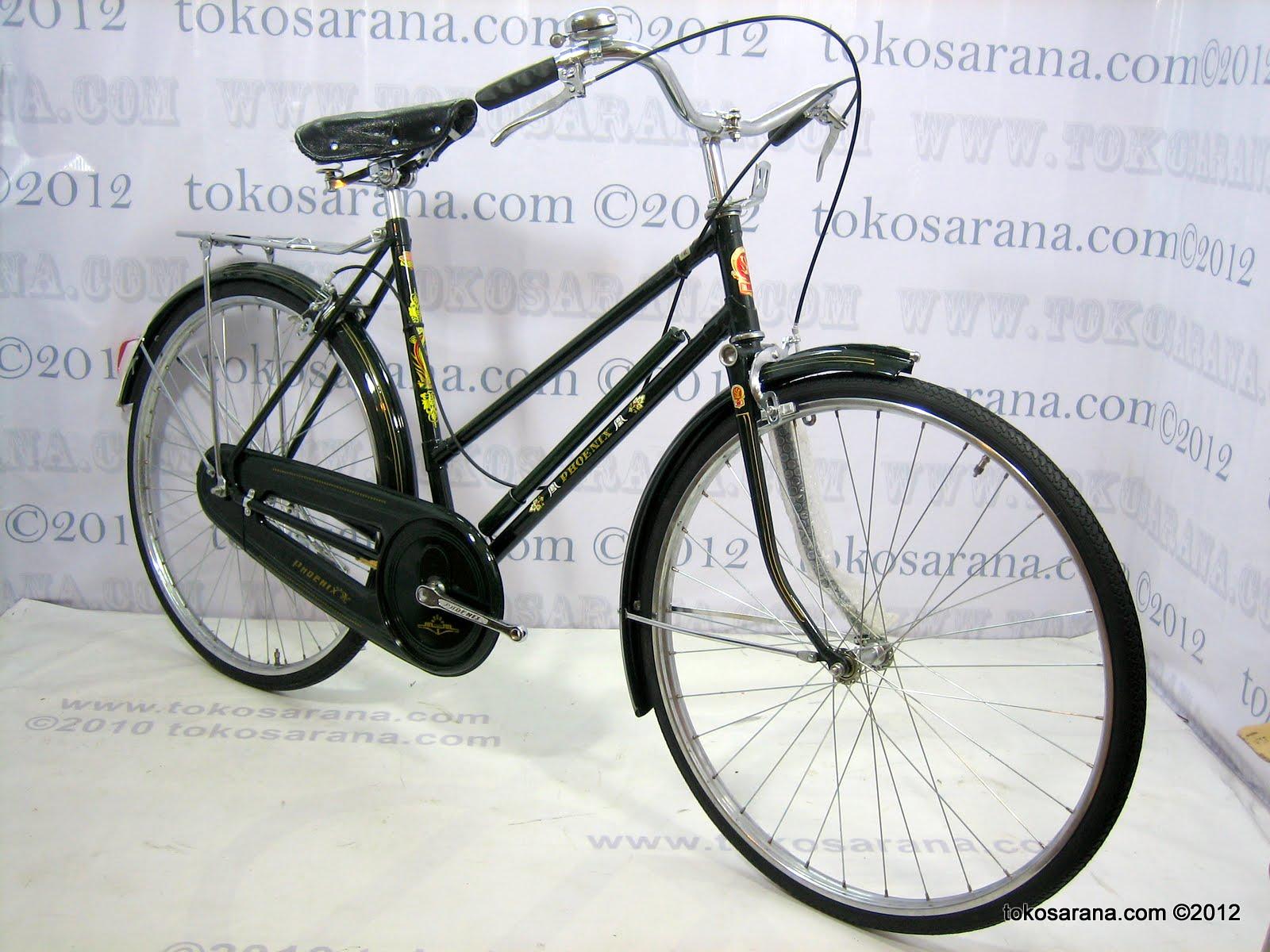 tokosarana™ | Mahasarana Sukses™: Heavy-duty Bike PHOENIX