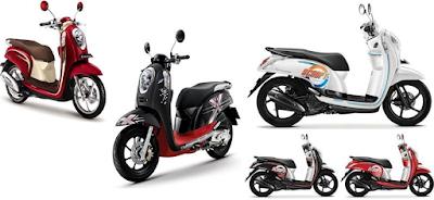 Harga dan Spesifikasi Honda Scoopy FI Terbaru