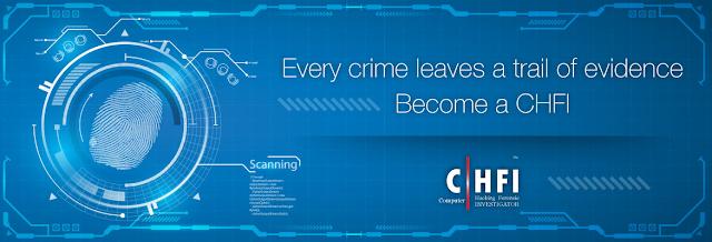Chia sẻ tài liệu luyện thi chứng chỉ CHFI