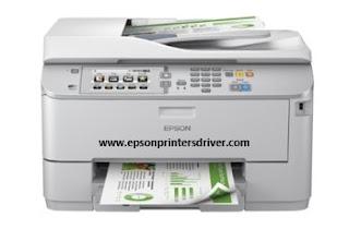 Epson WorkForce Pro WF-5690DWF Driver