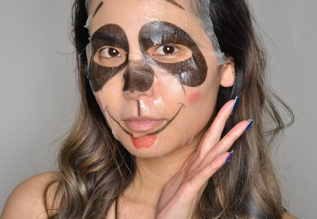 DERMAL Panda Animal Brightening Mask Review