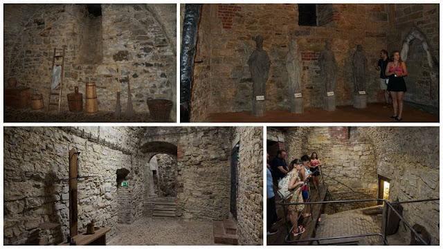 halls del ayuntamiento de Praga visita subterraneos