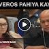 BREAKING: HONTIVEROS PAHIYA KAY BATO!