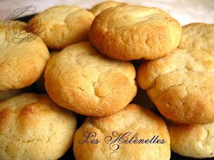 Les Hélénettes : des biscuits moelleux