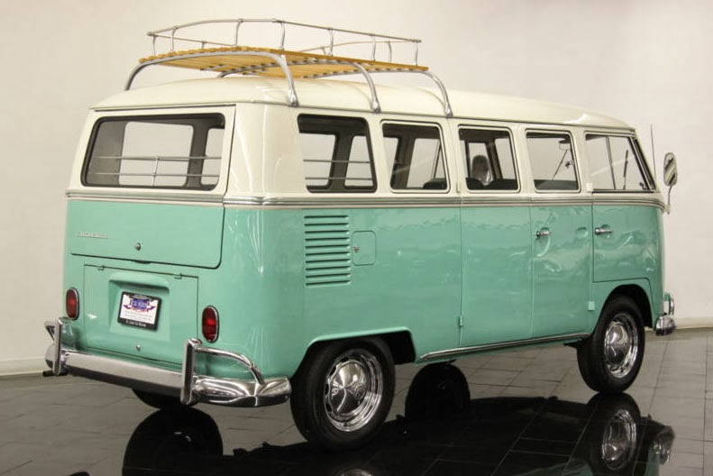 Vw Microbus For Sale >> 1964 VW Microbus Deluxe 13 Window | VW Bus