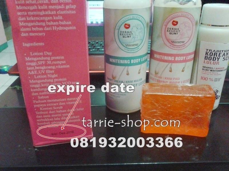 NEW Derma Regent Glint Whitening