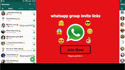whatsapp group invite links list-Best-All-50+ whatsapp groups