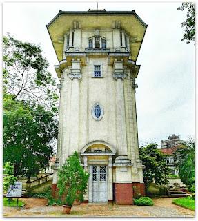 Torre da Caixa d'Água - Hidráulica Moinhos de Vento