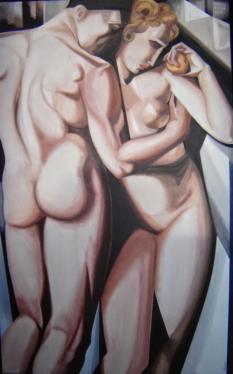 El mito de Eva, 2 Tomás Moreno, Ancile
