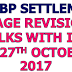 11TH BP SETTLEMENT WAGE REVISION TALKS WITH IBA DT. 27TH OCTOBER, 2017