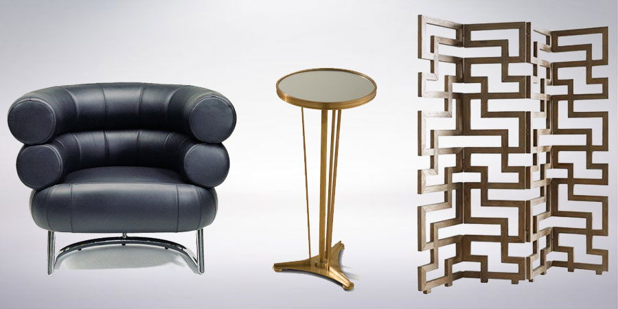 Superbe Art Deco Style Furniture