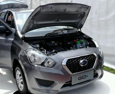 booking datsun go+