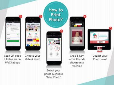 Cetak Gambar Segera Dari Hand Phone Dengan WePrint Liberty Printing