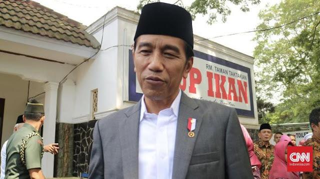 Gerakan #2019GantiPresiden Sebuah Peringatan Dini Bagi Jokowi