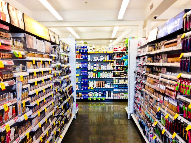 Como são as farmácias Walgreens em Miami?