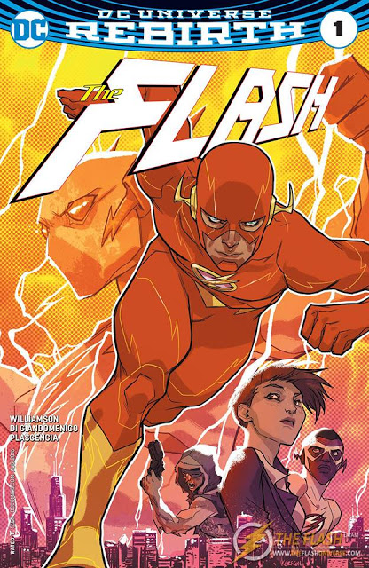 [Reseña] DC Universe REBIRTH: The Flash #1