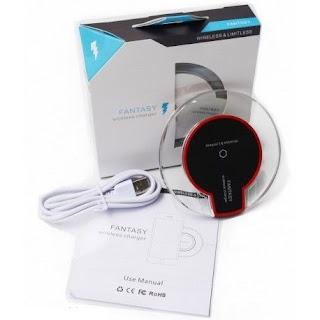 caricabatteria wireless per cellulare