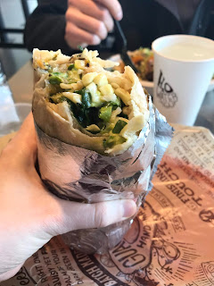 Chipotle vegan options include burritos and more