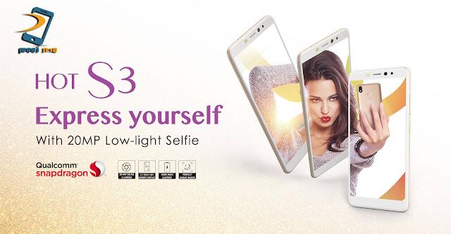 سعر ومواصفات هاتف Infinix Hot S3  بالصور