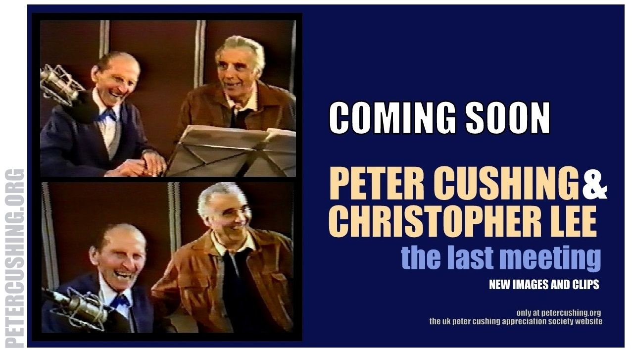 The Black Box Club: 'THE LAST MEETING' ALL NEW! PETER ...