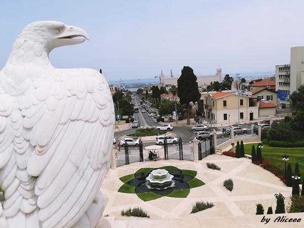 Gradina-Bahai-Haifa-Impresii-Israel