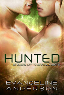 Hunted by Evangeline Anderson