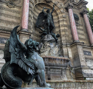 Tour gratis Por paris:plaza saint michel