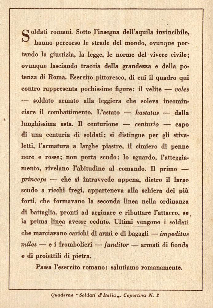 IL RUMENTAIO r041  Quaderno di Eugenia prima parte
