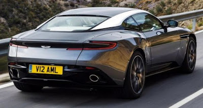 Aston Martin DB11: price in UK, US, German