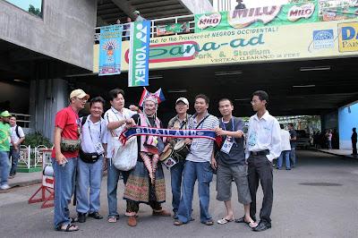 Hình chụp tại thành phố Bacolod 2015