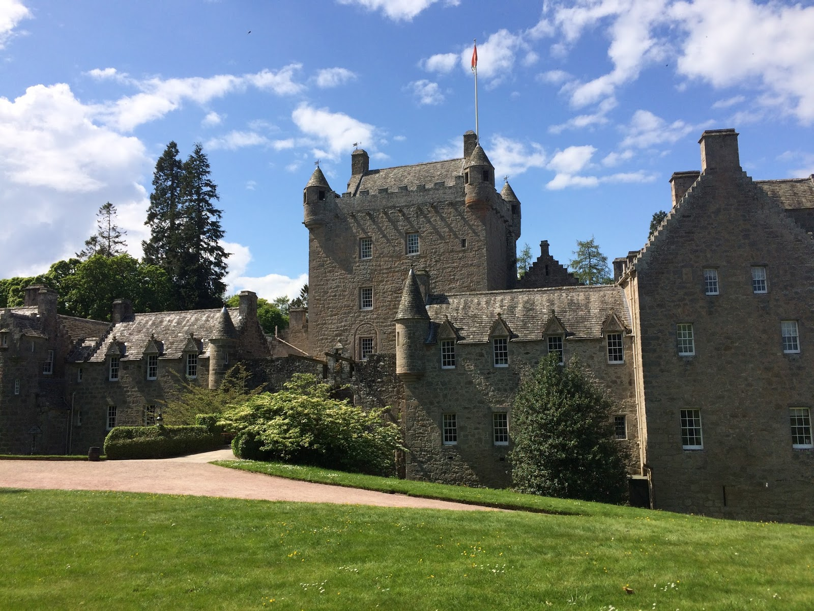 The History Girls: Cawdor Castle by Katherine Clements