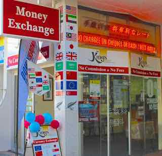 Kings Currency Exchange Surfers Paradise
